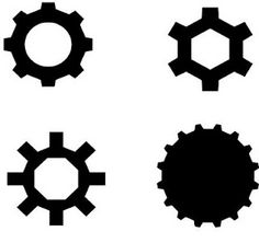 The Free SVG Blog: Gears Free SVG files Cricut/Scal