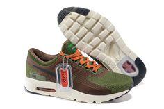 59067797ec Buy 2015 Latest Nike Air Max Zero QS 87 Retro Mens Running Shoes Army Green  Brown Orange Copuon Code from Reliable 2015 Latest Nike Air Max Zero QS 87  Retro ...