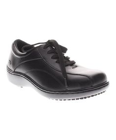Look what I found on Black Monaco Leather Walking Shoe Spring Step, Walking Shoes, Shoes Online, Monaco, Oxford Shoes, Dress Shoes, Black Leather, Lace Up, Sneakers