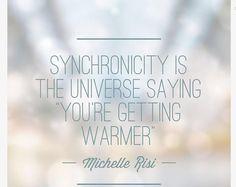 Sychronicity