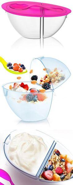 Flip n Pour Yogurt Container Set