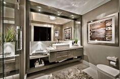 Decor Salteado - Blog de Decoração e Arquitetura : Tipos de cubas para banheiro - veja os prós e os contras!