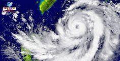 Pesquisadores alertam que tufões mais violentos poderão atingir o Japão, devido…