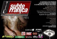 Premios Subterránica 2010