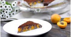 Makovo-marhuľový koláč bez múky - SvetReceptov.sk