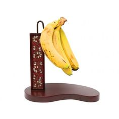 Kundan Work Banana Stand (10.5 Inch Height) At www.indikala.com