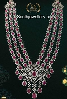 The peacock kundan collection set is from the house of PMJ Jewels and is nothing less than exquisite beauty packages with grace and uniqueness. Ruby Jewelry, Gems Jewelry, Diamond Jewelry, Chanel Jewelry, India Jewelry, Luxury Jewelry, Diamond Pendant, Bridal Jewelry, Diamond Choker Necklace