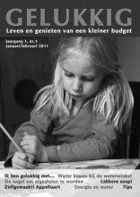 Tijdschrift: Gelukkig   Geldloos Leven