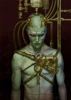 concept of prometheus within frankenstein The deification of creativity in relation to 'frankenstein' victor frankenstein, the 'modern prometheus' seeks to the concept of frankenstein was created.