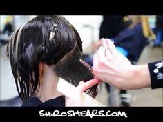 Justin Leavitt with Shiro Shears - YouTube