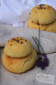 Sommerfrühstück *Lavendelweckerln* - Lavendelweckerln Rezept
