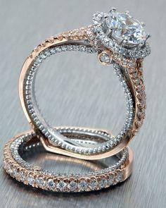 #Verragio #Engagement #Rings