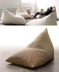Beam bag lounge: great for lazy days with the family.A house with a bean bag room.Most Comfortable Office ChairFor our homecute for basement Bean Bag Bed, Bean Bag Chair, Bean Bags, Office Gaming Chair, Most Comfortable Office Chair, Floor Cushions, My New Room, Home Interior, Home Decor Accessories
