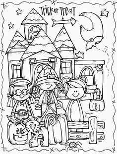 Melonheadz Illustrating Lucy Doris Halloween coloring page freebie! Make your world more colorful with free printable coloring pages from italks. Our free coloring pages for adults and kids. Free Halloween Coloring Pages, Fall Coloring Pages, Free Printable Coloring Pages, Adult Coloring Pages, Coloring Pages For Kids, Coloring Books, Free Coloring, Colouring, Kids Coloring
