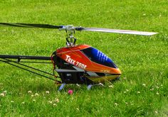 zdalnie sterowany helikopter open heli day