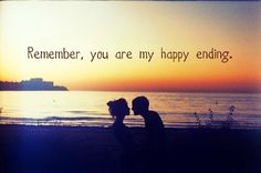 Remember you are my happy ending love love quotes quotes quote Love Images, Tumblr Love Pictures, Love Quotes Tumblr, Life Quotes Love, Top Quotes, Best Love Quotes, Random Quotes, Hd Images, My Happy Ending
