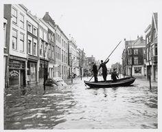 Watersnood 1953 - Dordrecht