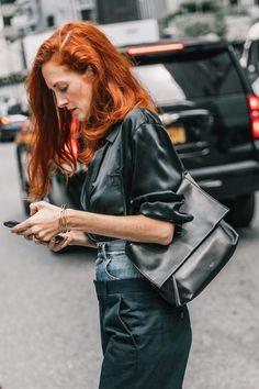 Best Replica Celine On Sale - Cheap Replica Celine Handbags Stockholm Street Style, Nyfw Street Style, Street Style Trends, Street Chic, Paris Street, Street Styles, Taylor Tomasi, Milan Fashion Weeks, New York Fashion