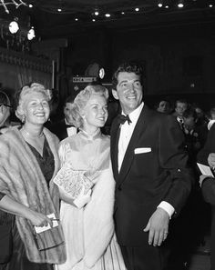 DEAN MARTIN AT THE ACADEMY AWARDS IN 1955  8X10 PHOTO | eBay