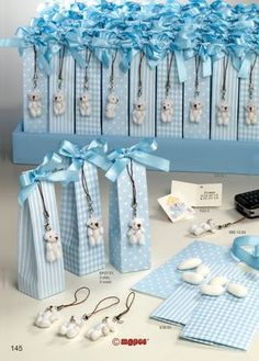 80 Cute Baby Shower Ideas for Girls - Baby Shower Ideas - # - Baby Ideen - # Baby Shower Azul, Fiesta Baby Shower, Shower Bebe, Baby Boy Shower, Baby Shower Souvenirs, Baby Shower Favors, Baby Shower Parties, Shower Party, Baby Shower Gifts