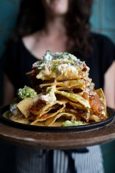 Perhaps the most delicious nachos I have ever seen (+ 5 tips on taking food photos)