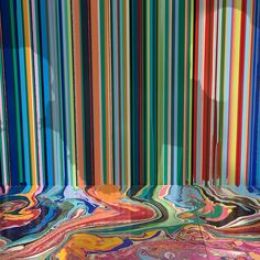 We've always had time for the artist Ian Davenport. It was back in 2006 that he created an artwork for one of our limited-edition tenth anniversary covers. Davenport's large-scale paintings, where graphic streams of glossy paint settle at their base in...