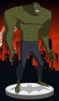 Frank Miller Comics, Tim Drake Red Robin, Killer Croc, Batman The Animated Series, Bruce Timm, Batman The Dark Knight, Marvel Dc Comics, Animation Series, Batgirl