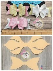 Bow mold – Fantasy Bowtique the supply store FANTASY BOWTIQUE/store, you can shop for a craft supplies and create fun ribbon crafts with ribbons and bows.Excellent DIY tips are available on our internet site.Pinwheel bow or clip salvabrani – Arto Making Hair Bows, Diy Hair Bows, Diy Bow, Felt Bows, Ribbon Bows, Ribbons, Pinwheel Bow, Bow Template, Hair Bow Tutorial
