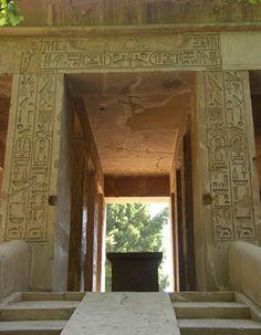 Chapelle Blanche - Karnak - Le Temple Egyptien