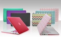 Groupon - Aduro SoftTouch Cover with Keyboard Covers for Macbook Air, Pro, or Pro Retina Models. Multiple Colors. Free Returns. in Online Deal. Groupon deal price: $19.99