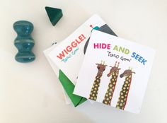 coos & ahhs: Books to Coo About: New Board Books by Taro Gomi
