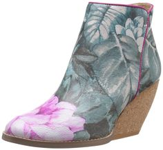 Very Volatile Women's Teaparty Boot -- Want to know more, click on the image.
