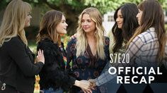 Pretty Little Liars - Who is A.D.? Find Out In The Pretty Little Liars Series Finale Recap - Thumb
