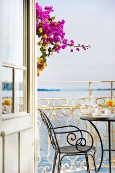 Good morning. Greece