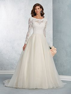 Top 50 Gorgeous Wedding Dresses with Long Sleeves