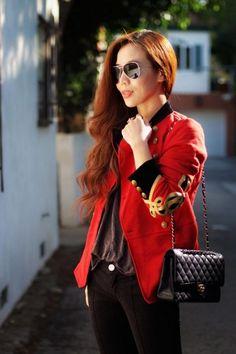 Ralph Lauren Red Jacket