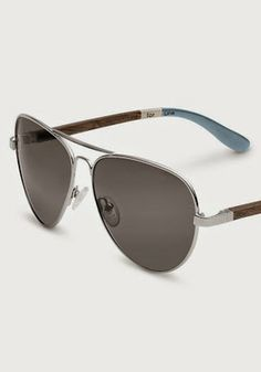 Shop TOMS polarized frames for a fresh spring look.