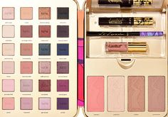 TARTE HOLIDAY 2016 PRETTY PAINTBOX COLLECTOR'S MAKEUP CASE | $$59.00 | LIMITED EDITION