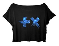 Women's Crop Top Martin Garrix Shirt Electro Music House DJ Tee