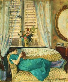 Resting_Henri_Lebasque_(French_artist,_1865-1937)_A_Woman_Reading.jpg 740×890픽셀