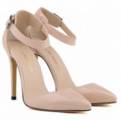 Ms. fine shoes 2015 new sandals Europe and patent leather shoes with pointed heels ladies fashion high heels-in Women's Pumps from Shoes on Aliexpress.com | Alibaba Group