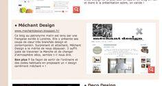 Méchant Design: Méchant Design à l'honneur ★★★