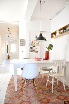 Essplatz in der Küche 2