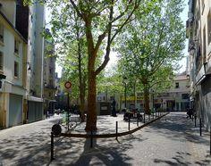 La rue du Croissant vue de la rue du Sentier - Paris 2ème | Paris ...