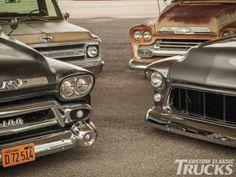 Vintage Chevy Trucks