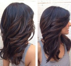 Coupes Cheveux Mi-longs  60