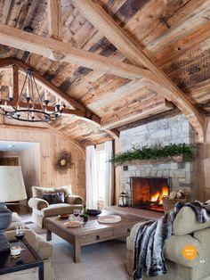Cabin-cozy