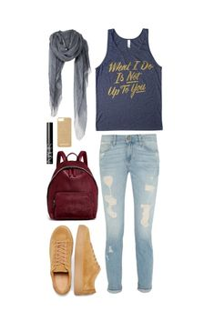 Geek Chic Outfit Inspiration: Everyday Wonder Woman