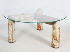 Piet Hein Eek . RAG table