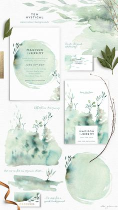 Enchanted animals & watercolour collection – Lisa Glanz Lovely watercolor wedding stationery design ideas and graphics for sale. Create mystical invitations with these ready-to-use watercolor clipart. Watercolor Clipart, Watercolor Animals, Watercolor Background, Watercolor Typography, Watercolor Paper, Watercolor Design, Floral Watercolor, Simple Watercolor, Painting Snowflakes
